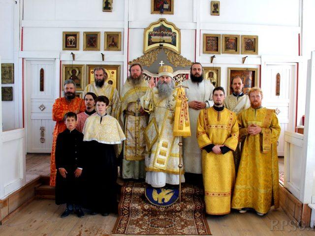Диаконская хиротония в Казанско-Вятской епархии