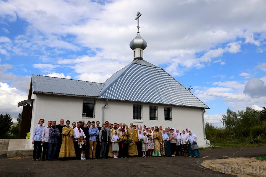 Благая весть на Калининградской земле
