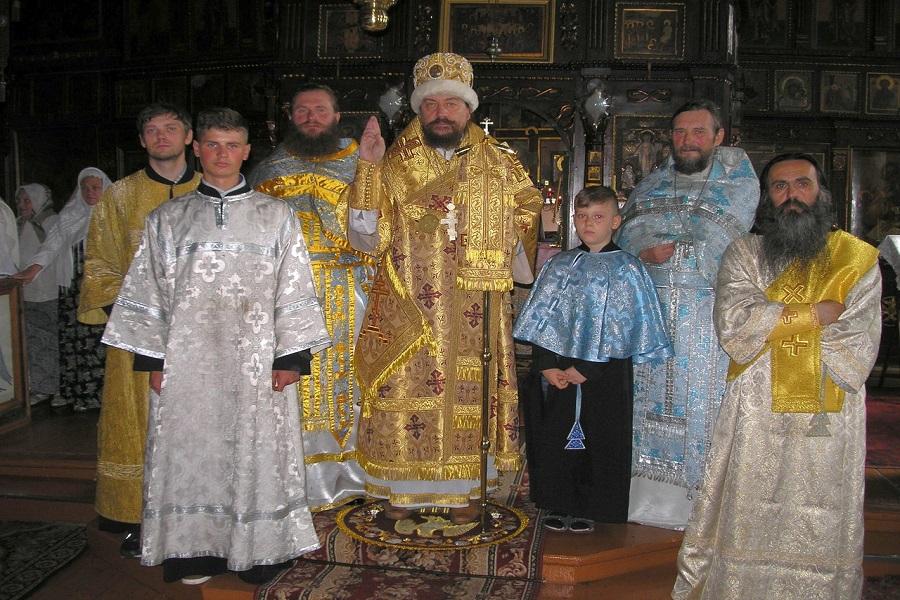 Престольный праздник в Киеве