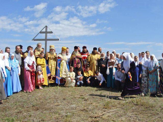 Крестный ход в Енисейске