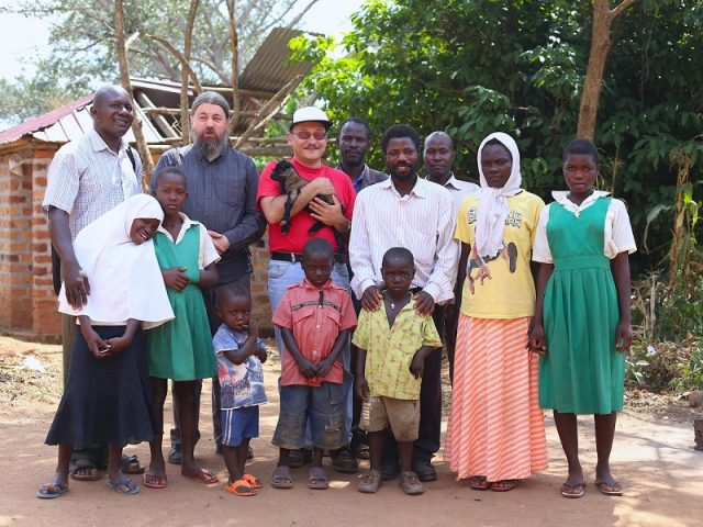 Экспедиция РАН в старообрядческих общинах Африки