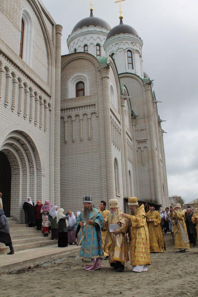 Долгожданное торжество в Барнауле
