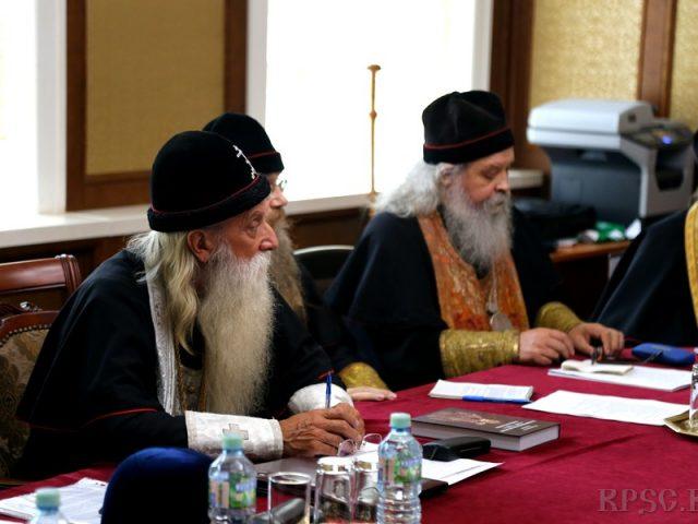 Совет Митрополии Русской Православной Старообрядческой Церкви