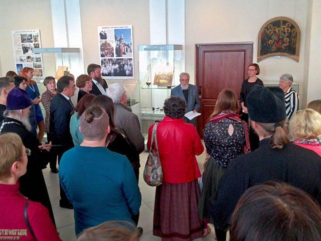 Выставка, посвященная старообрядчеству, открылась в Новосибирске