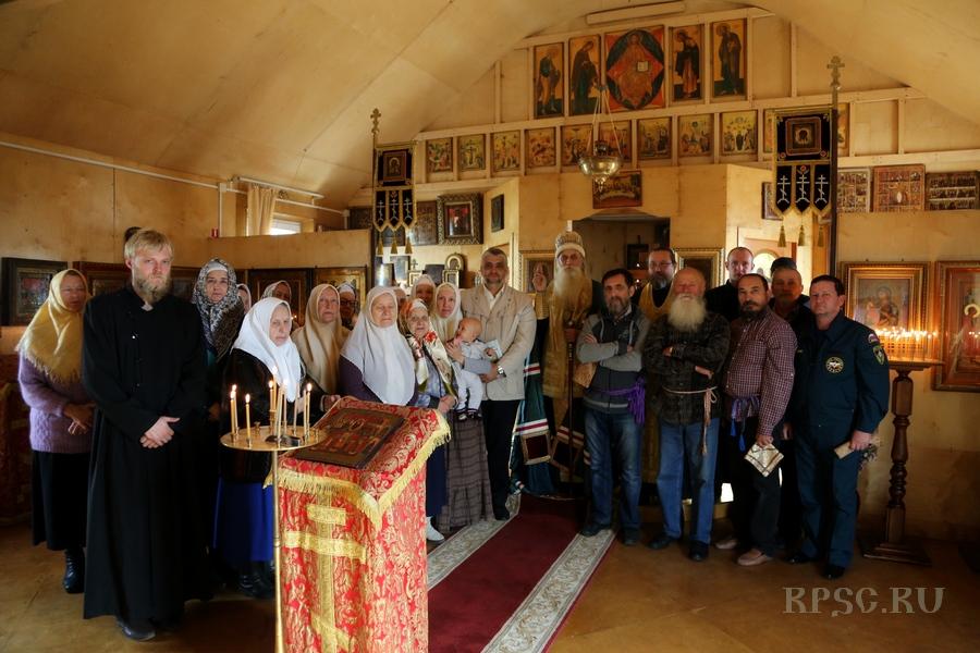 Архипастырский визит в Хабаровск