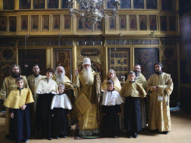 В церковь свт. Николы города Коврова назначен настоятель