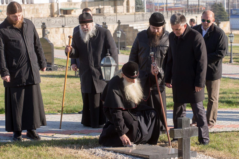 «Не в гостях, а дома»: визит митрополита Корнилия в Приднестровье