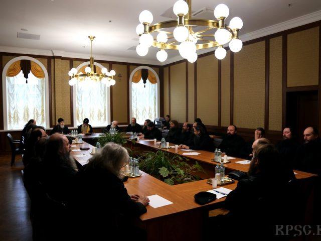 Епархиальное совещание Московской епархии