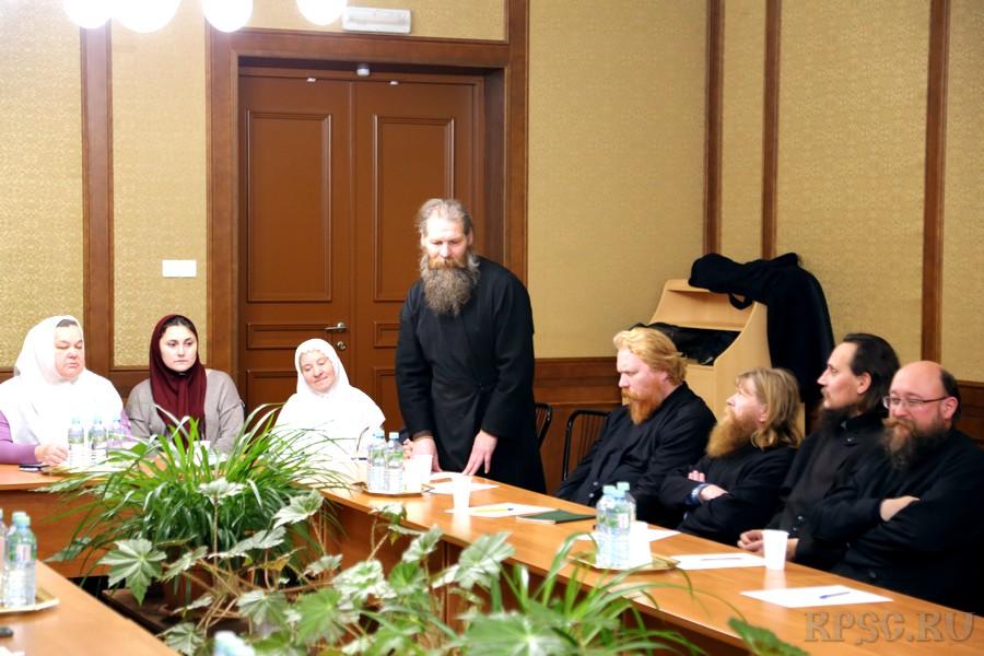 Епархиальное совещание Нижегородско-Владимирской епархии