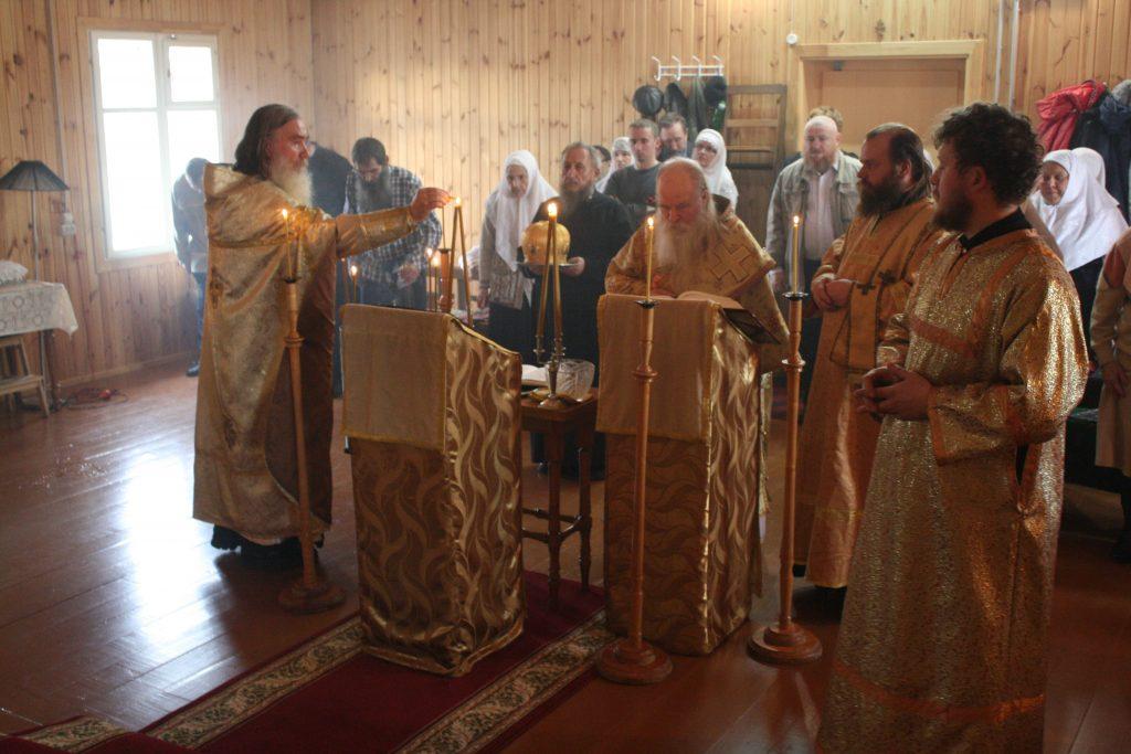 Престольный праздник в Бийске