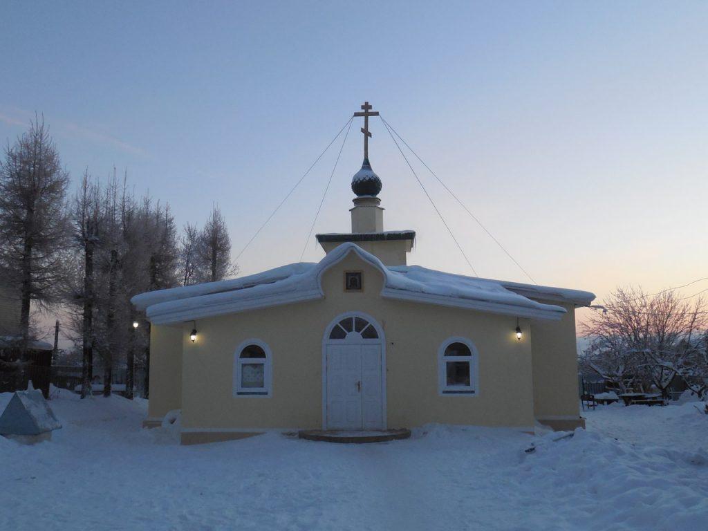 С пожеланием дальнейшего процветания. Епископ Казанский Евфимий посетил Вятку
