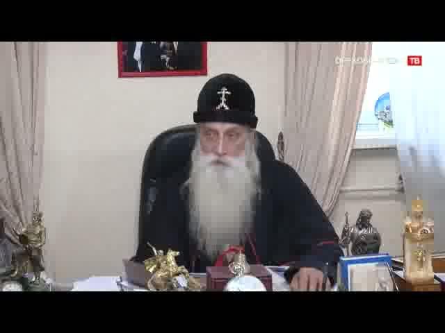 Интервью митрополита Корнилия Орехово-Зуево ТВ