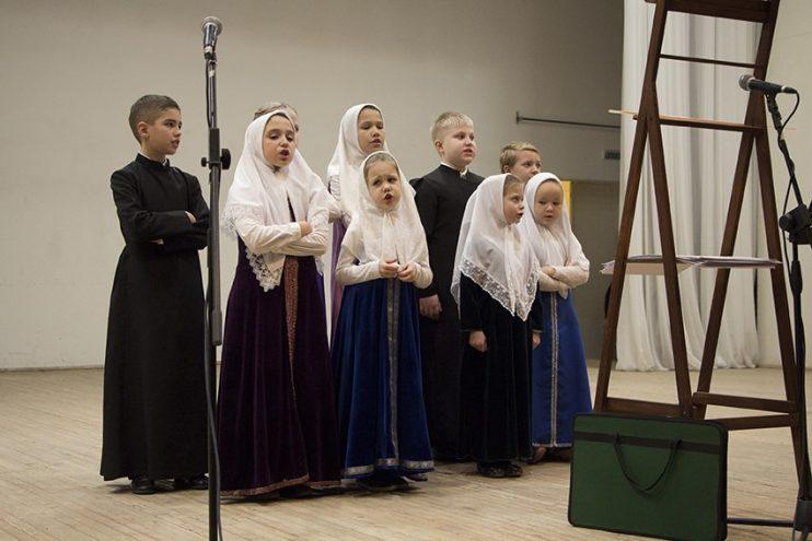 Хор Лиговской общины