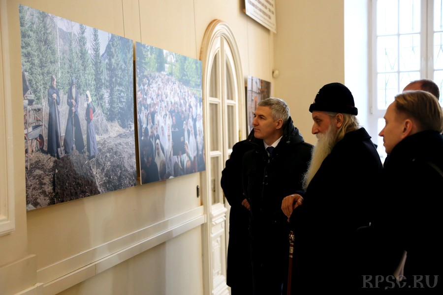 Визит главы Республики Карелия на Рогожское