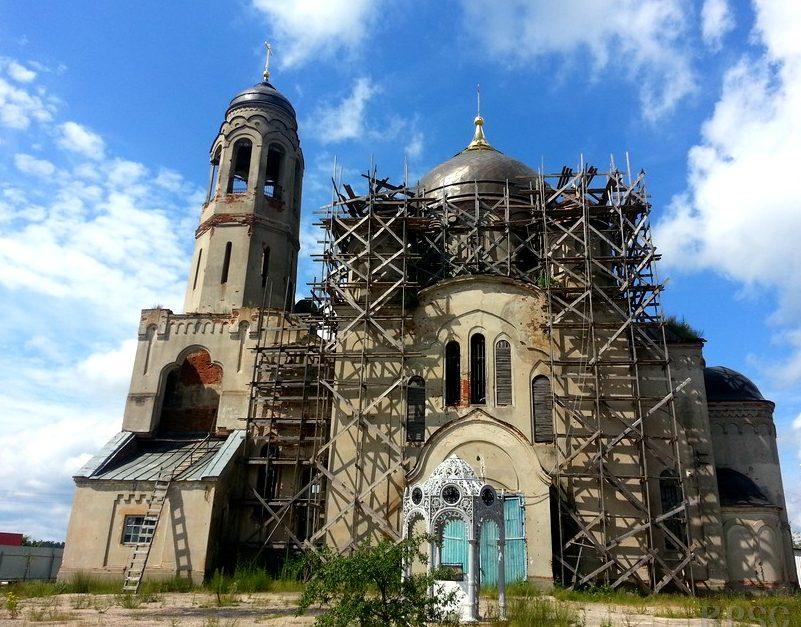Архипастырский визит в Боровск