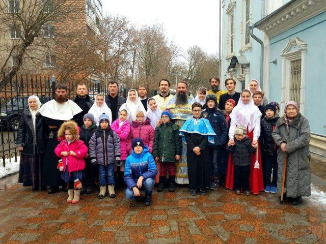 Праздник Знамения Пресвятыя Богородицы в Калуге и Боровске
