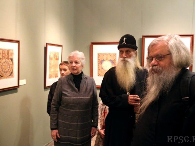 В Москве проходит выставка «Рисованный лубок старообрядцев»