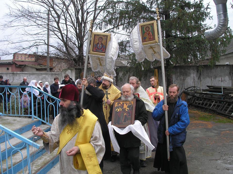 Престольный праздник в Балте