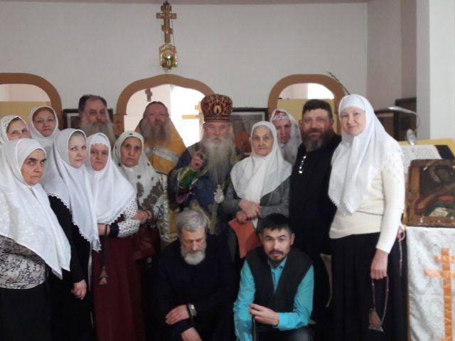 Храм во имя Рожества Иоанна Предотечи освящен в Тюмени