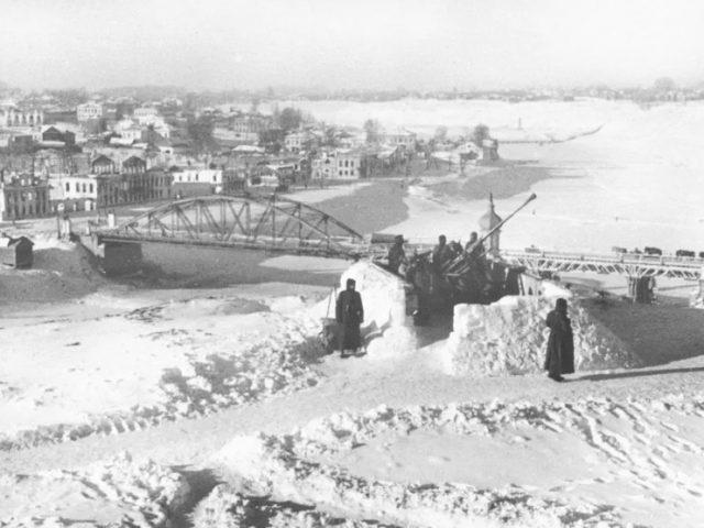 Старообрядческий город Ржев в годы Великой Отечественной войны