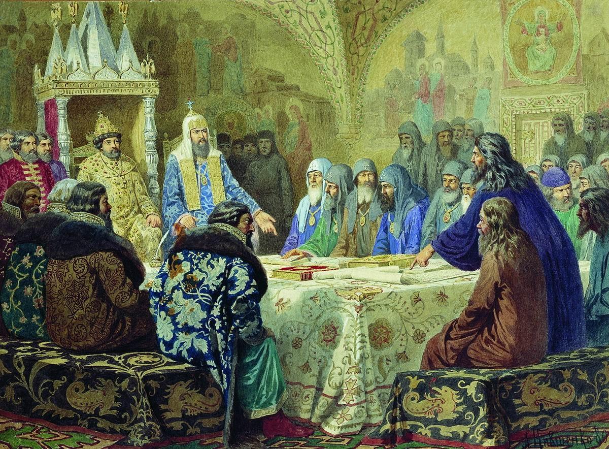 Периодизация истории старообрядческой Церкви