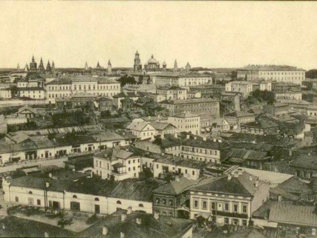 История Казанско-Вятской епархии