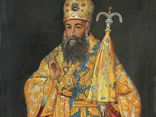 О принятии митрополита Амвросия