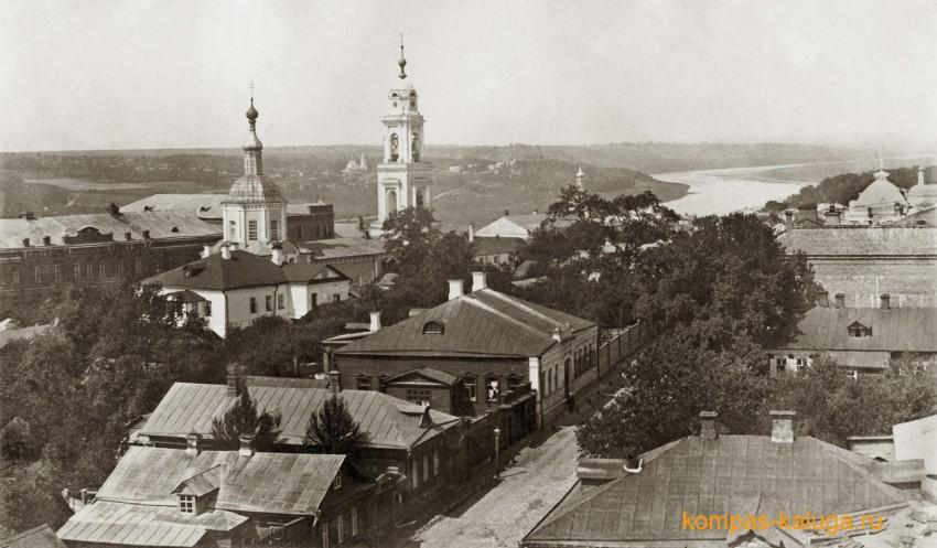 Гражданские и церковные «преступления» боровских старообрядцев в XIX – начале ХХ вв.