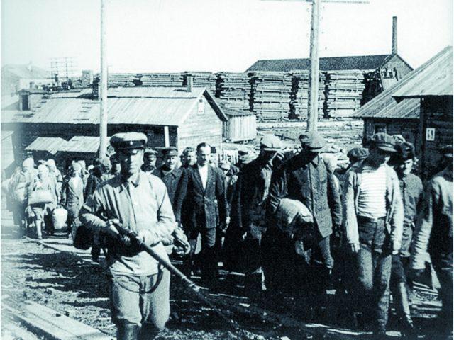 Репрессированные в 30-е годы на территории Самарской губернии
