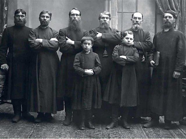 О количестве старообрядцев в Российской империи
