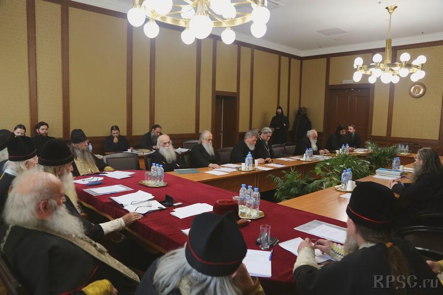 Итоги заседаний Совета Митрополии