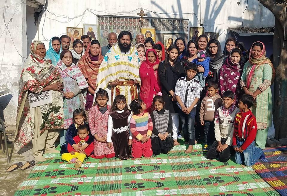 О старообрядчестве Пакистана рассказали гостям праздника свв. жен-мироносиц