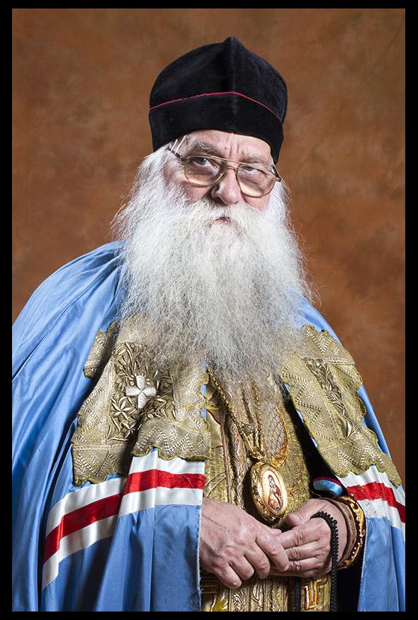 Архиепископ Киевский и всея Украины Саватий (Козка)