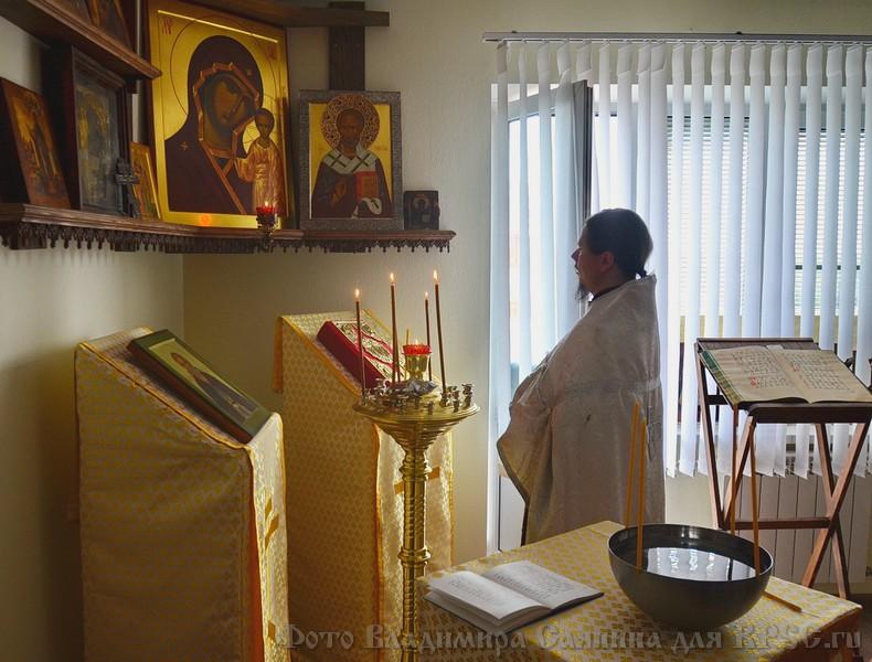 Первые богослужения вСергиево-Посадскойстарообрядческой общине