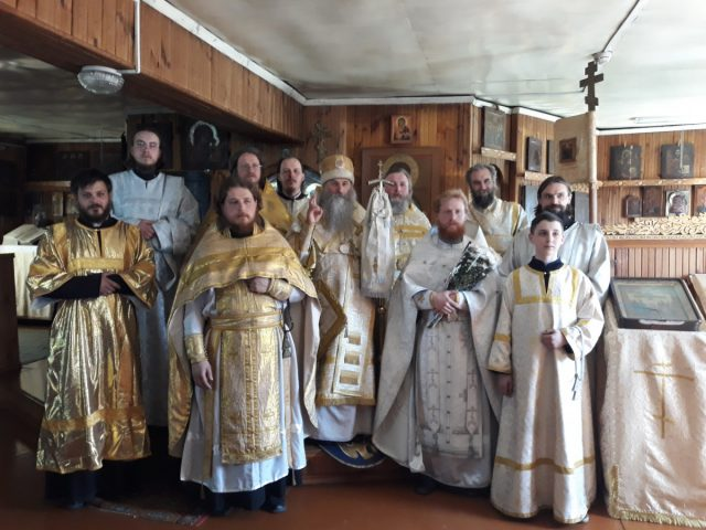 Священническая хиротония в Казанско-Вятской епархии