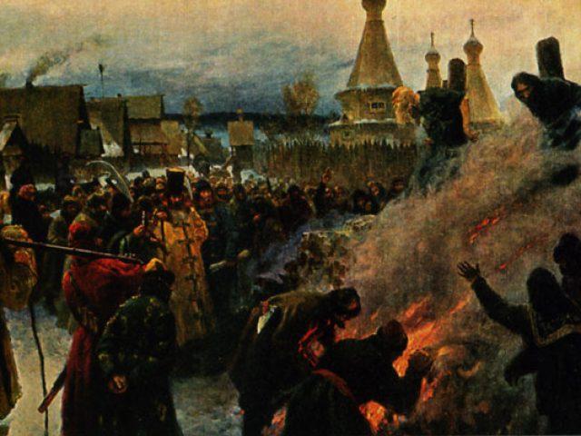 Догматическая позиция и каноническая практика Аввакума как православного священника