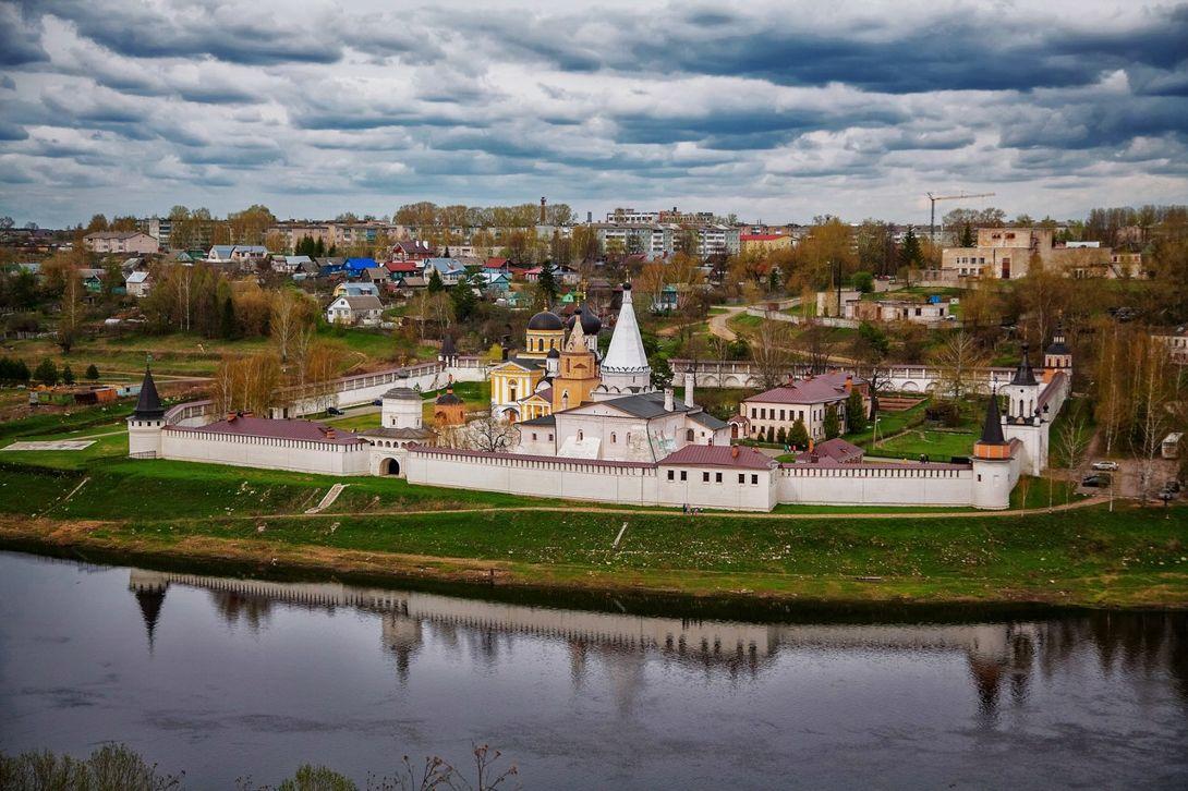 Преподобный Дионисий Радонежский в русской истории и культуре