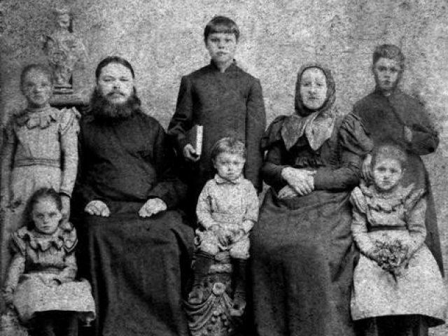 Протоиерей Иоанн Иголкин