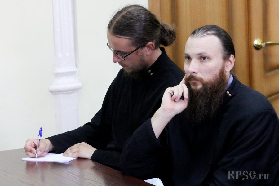 В МСДУ открыты курсы для священнослужителей