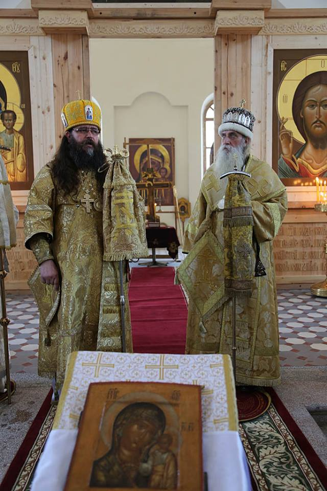 OLD-RITUALISTS OR TRUE ORTHODOXY?