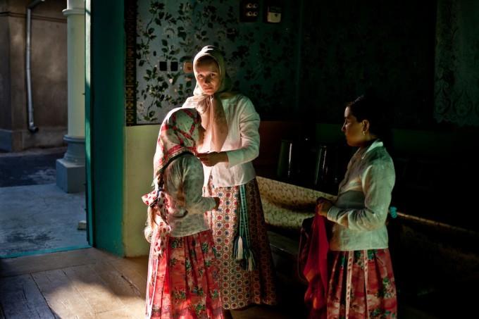 Русские липоване — старообрядцы в Румынии