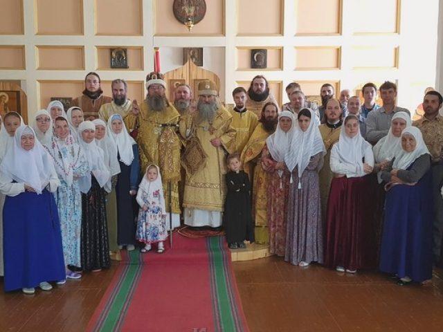 Паломническая поездка в Уральск к святителю Арсению