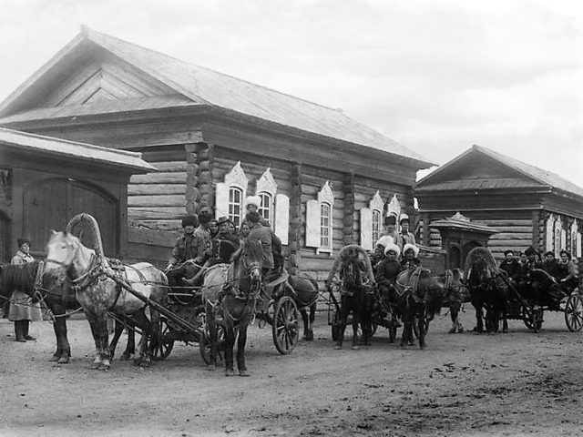 Старообрядческая иммиграция. КонецXVIIвека—XVIIIвек