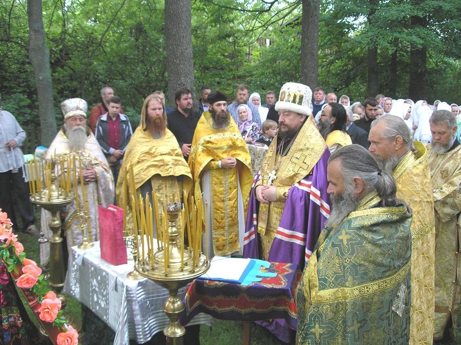 Крестный ход в честь 1030-летия Крещения Руси