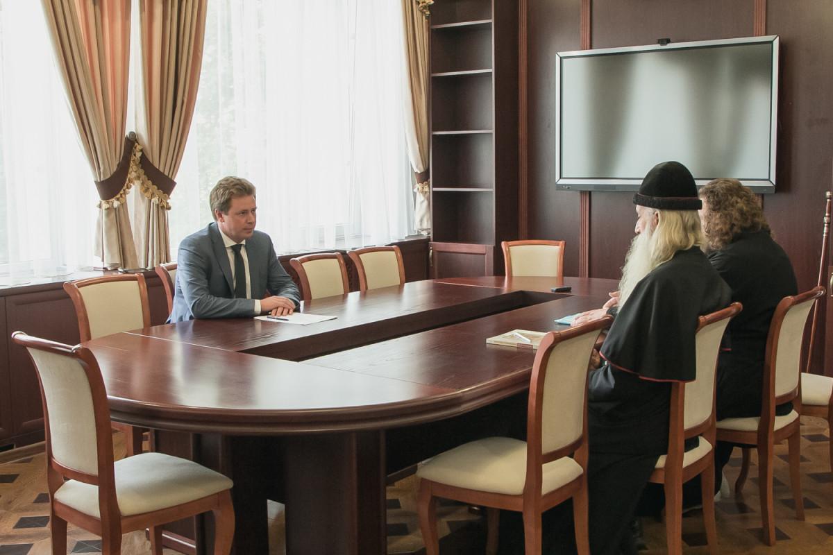 Архипастырский визит в Крым