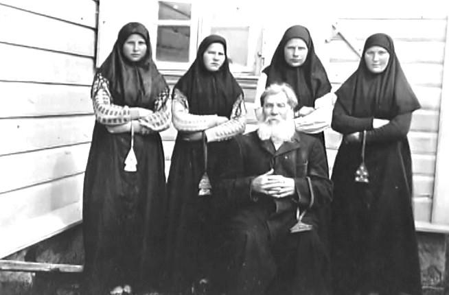 Становление первых старообрядческих согласий