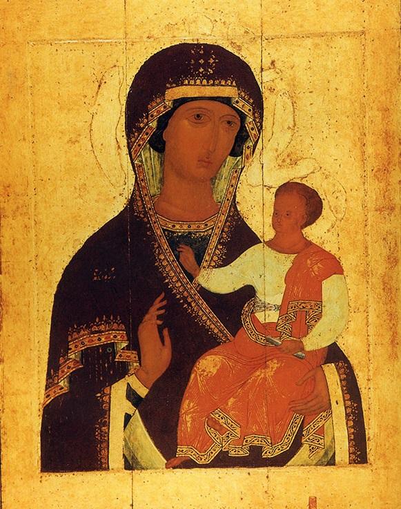 Проповедь на праздник Смоленския иконы Пресвятыя Богородицы