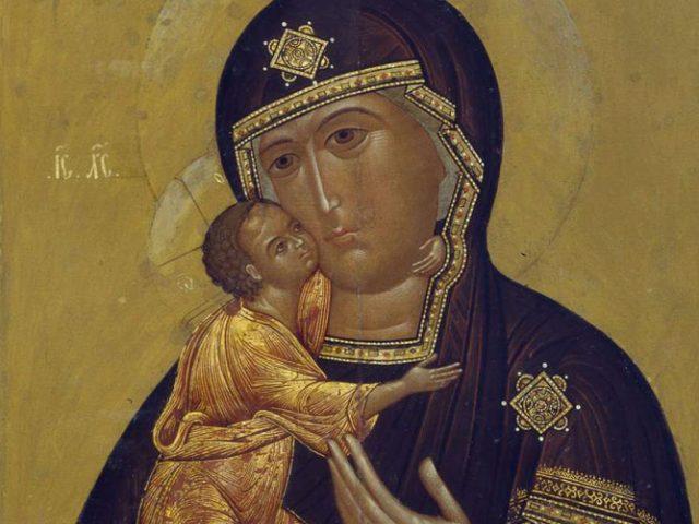 Проповедь на праздник явления Фео́доровския иконы Пресвятыя Богородицы
