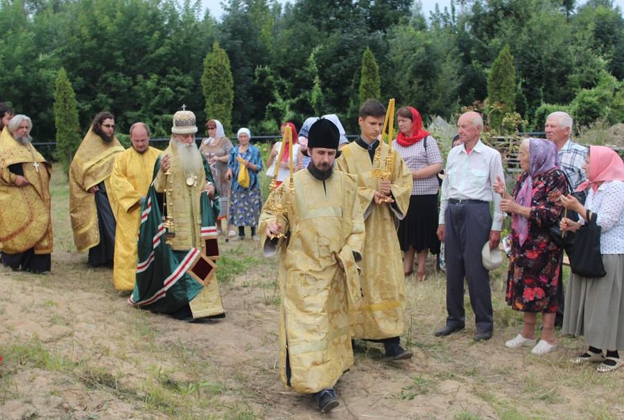 В Злынке основан новый храм