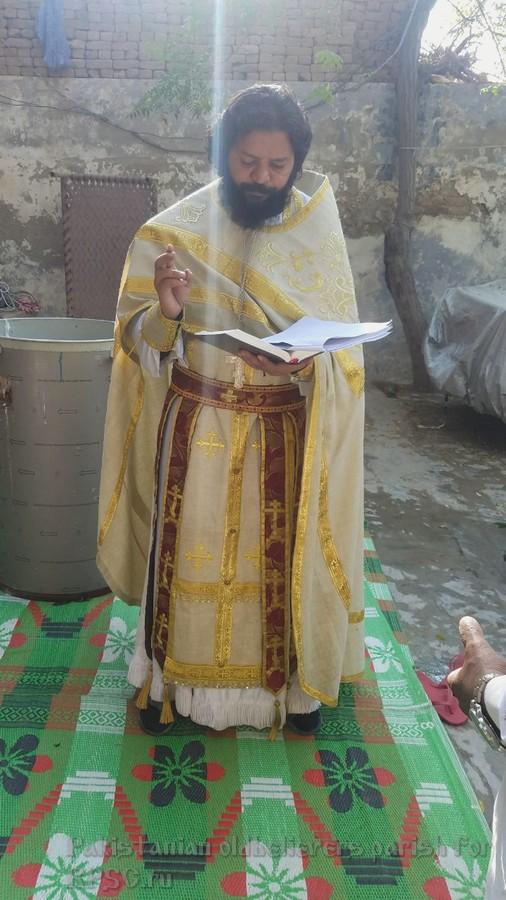 Христианство Пакистана. Первый год православия спустя столетия иноверия